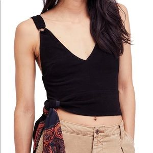 Free People Paisley Pop Tank